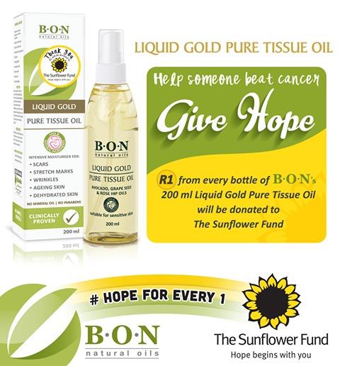 BON-joins-sunflower-fund